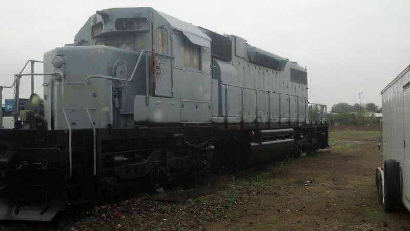 How Much Is A Wheel Alignment >> SD38-2 Locomotive for Sale