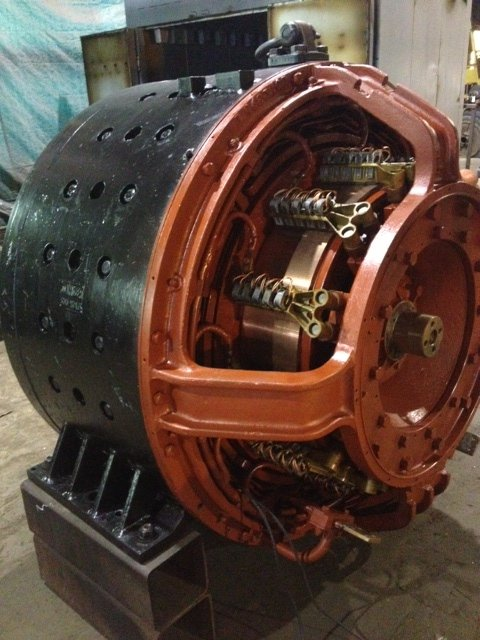 D32p Main Generator For Sale