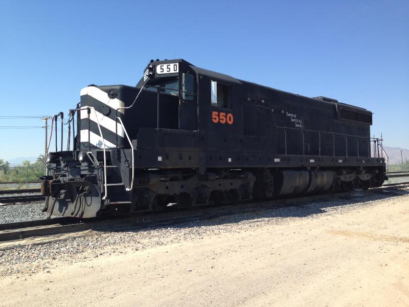 Locomotive For Sale
