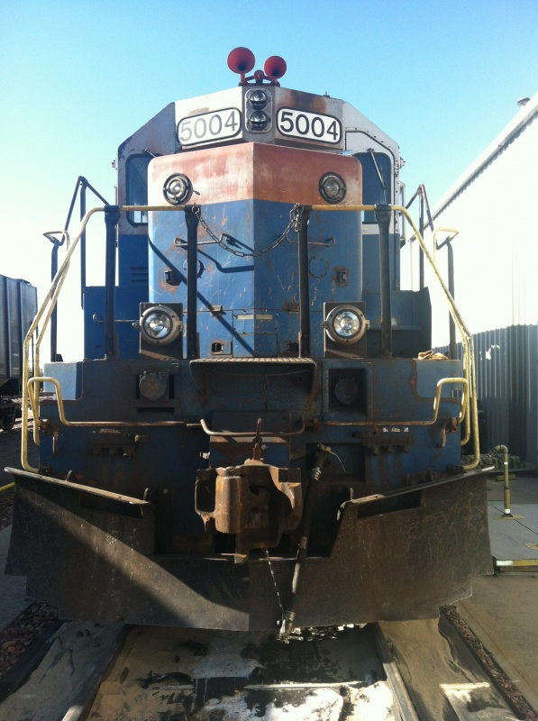 Sd40 Locomotive For Sale
