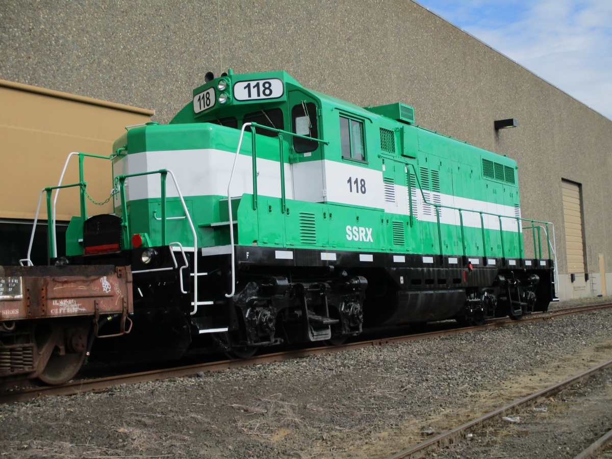 Gp9 Locomotive For Sale