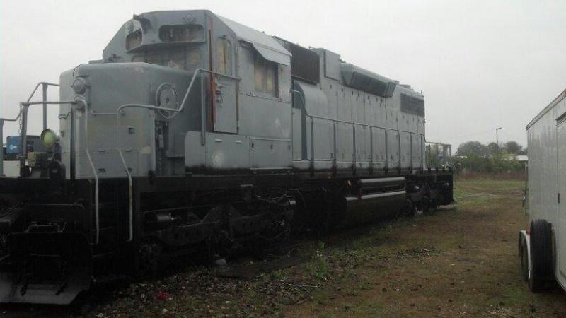Sd38 2 Locomotive For Sale